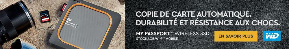Disque dur MYpassport