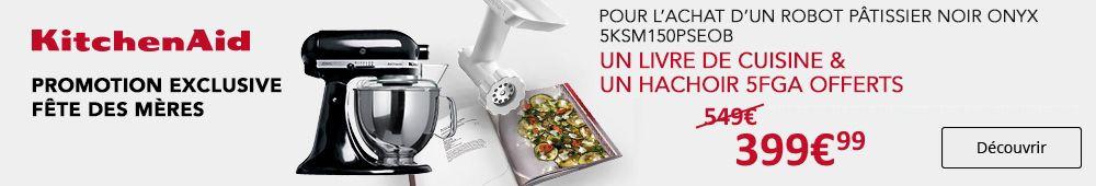 Offre robot kitchenaid