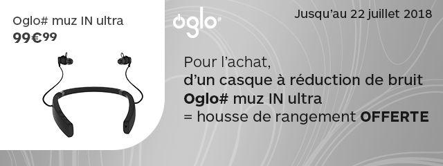 Offre Oglo !
