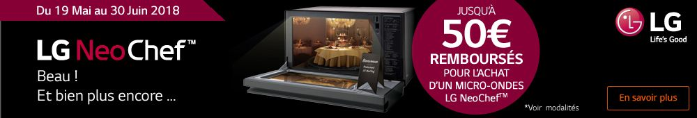offre LG Neo chef