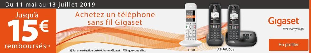 Equipement Téléphone Fixe Boulanger